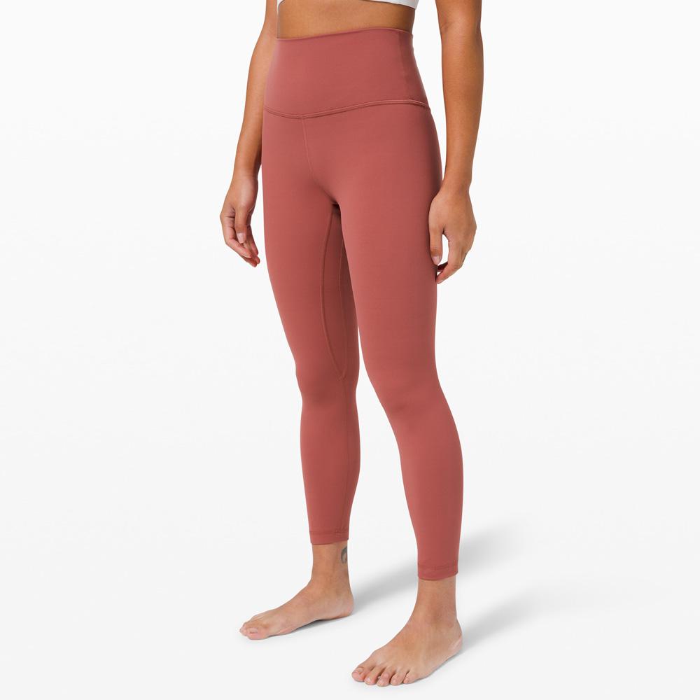 Ms. Lululemon-Allign sports high-waisted leggings 24 s Asia LW5CWNA