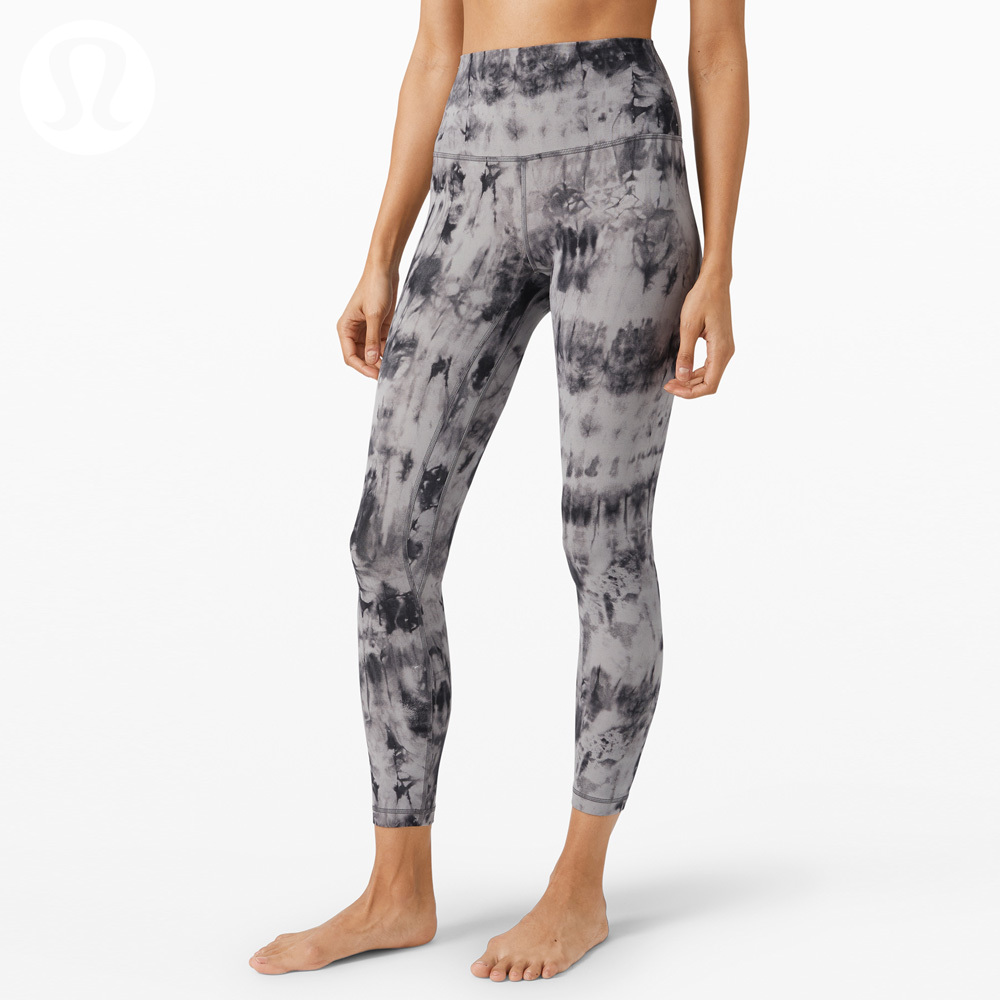 Ms. Lululemon-Allign sports high-waisted leggings 25 s cool LW5CWES