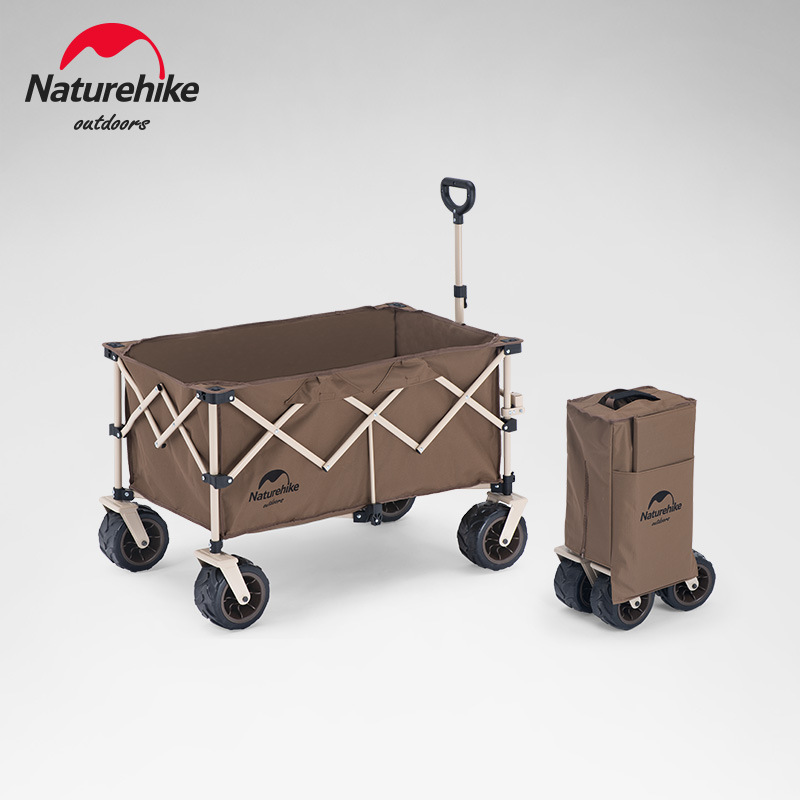 Naturehike moved the passenger ship portable camper van camper van stacking trolley outdoor camper van