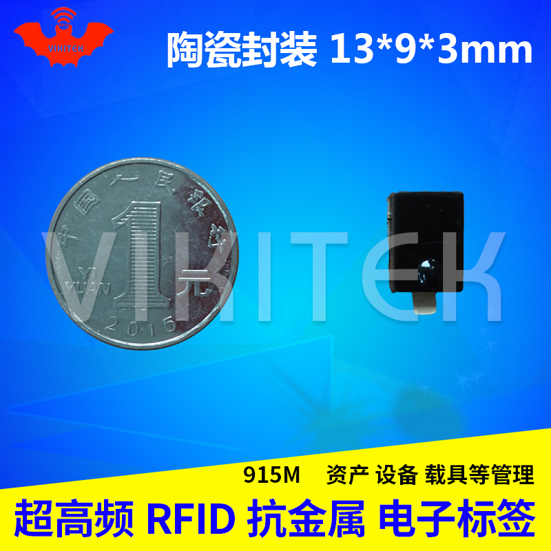 RFID Anti-Metal Tag 915MHZ UHF UHF Mini Tool Management Passive 6C RFID Tag