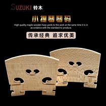 Japanese Suzuki violin code imported maple wood code brand new un polished