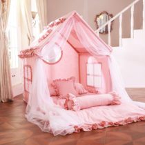 Age childrens cloth tent indoor large game house girl sleeping House Play House dollhouse Monalisa models