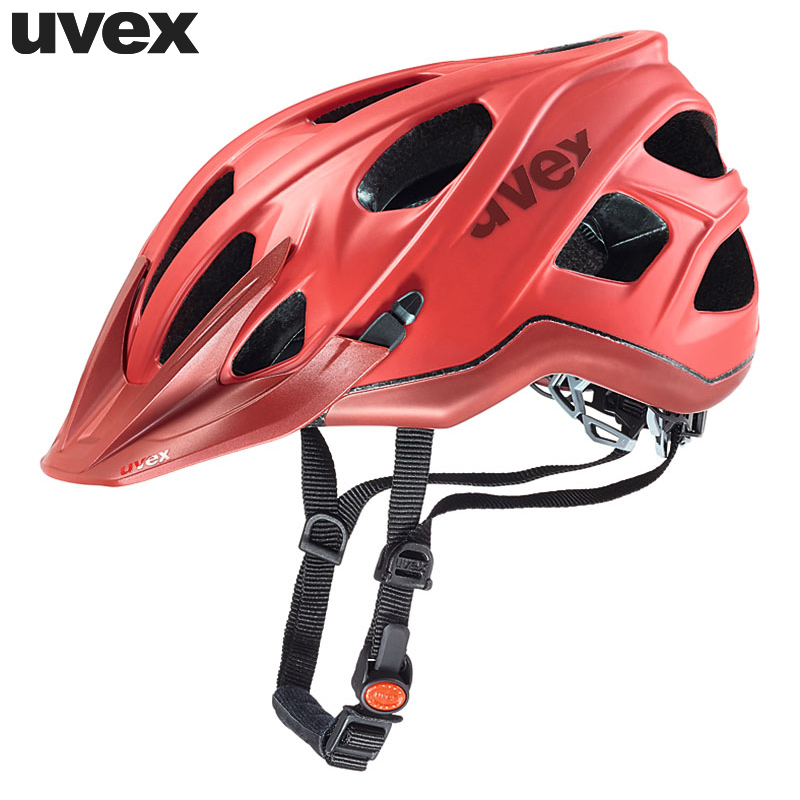 Germany UVEX Youvisi stivo cc bicycle riding helmet German origin Head circumference 56-61cm