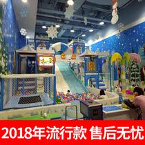 Непослушный замок детская игровая площадка крытый оборудование 2018 новый большой завод пользовательские детская игровая площадка крытый оборудование