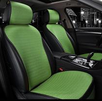 Car summer ice silk single piece breathable backrest cushion for car wear-resistant thickened non-skid four season seat back cushion