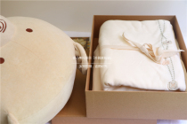 Natural colored cotton!! Export baby 牀牀 baby cotton pure cotton 牀 single organic color cotton 牀 60 x 120