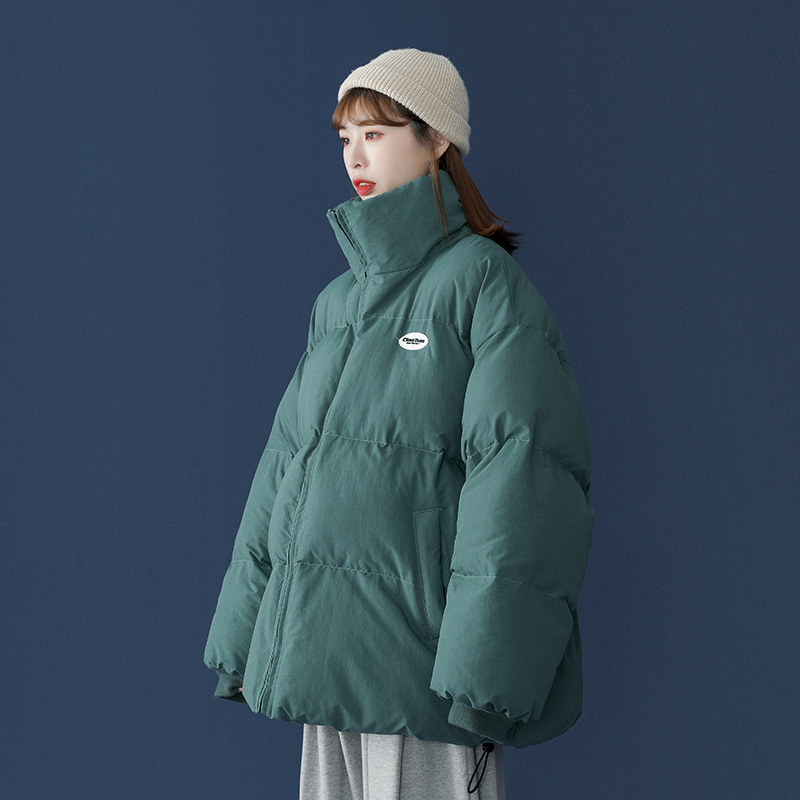 Cotton cotton clothing 2020 new womens tide ins winter Korean version of loose short bread clothing cotton chic jacket
