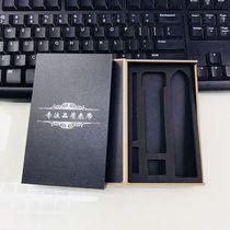 Часы с упаковкой кожаный ремешок упаковки деревянная коробка красивые ПВХ поле смарт-часы с цветом поле пятно