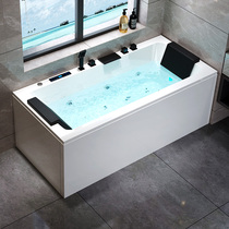 Surf jacuzzi double couple independent home small apartment 1 3-1 7 meters intelligent constant temperature heated tub