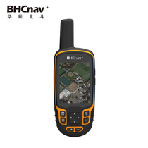 Color K72B Outdoor Handheld GPS locator high-precision Beidou navigation latitude and longitude coordinate mapping acre meter