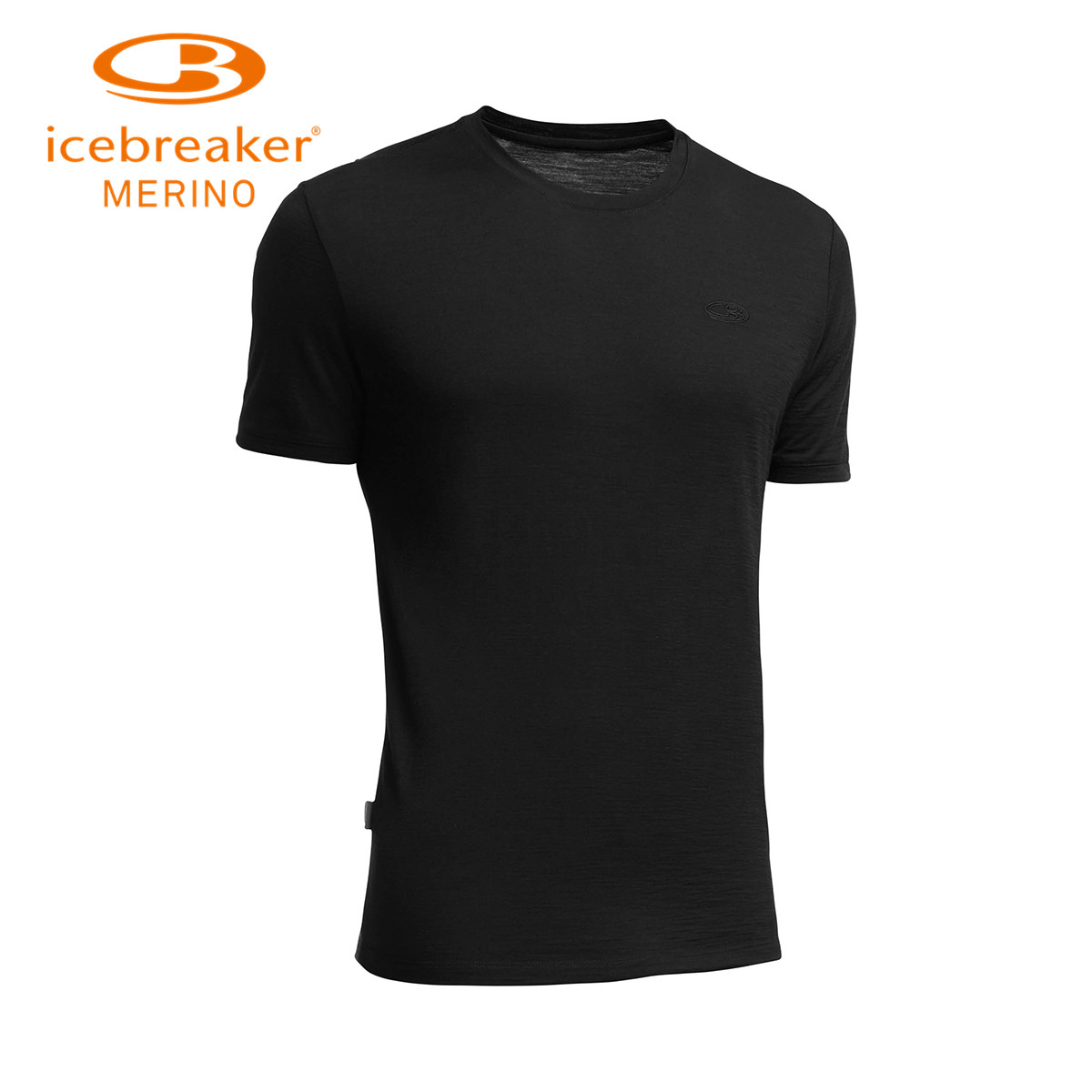 Icebreaker ice extension men's short-sleeved quick-drying t-shirt summer outdoor sports fitness breathable lightweight 150gm