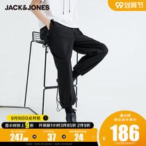 JackJones Jack Jones été homme décontracté fonction élastique vent lâche cheville-attaché décontracté pantalon 221214012