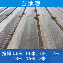 Transparent plastic film white film shed film dust-free film non-drip membrane horticultural products Film