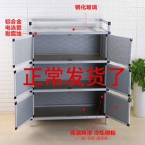 Cupboards household cabinets simple cabinets economy kitchen cabinets lockers lockers lockers stainless steel stove cabinets