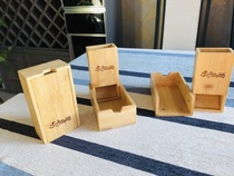 Table Paper Dice tower wooden Portable dice storage