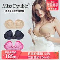 Taiwan miss Bobo inflatable invisible bra stickers breast stickers gather female wedding with care strapless dress underwear