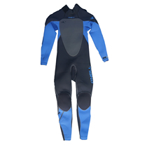 U.S. surf brand ONEILL surf full body cold suit wetsuit mens 3mm back pull-up style
