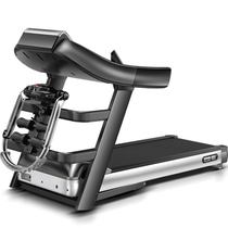 Treadmill Home Multi-function ultra-mute electric color screen folding large gym equipment