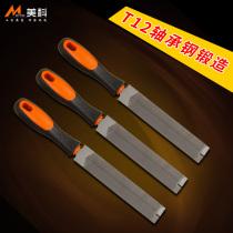 Mei-ke saw file repair saw file steel contusion Diamond file metal fine tooth triangle file Woodworking plastic contusion knife