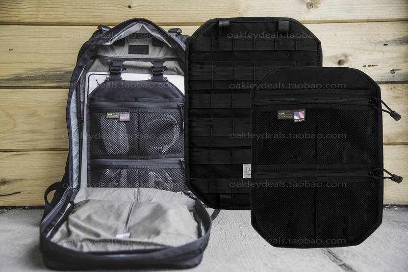 U.S. TAD CONTROL PANEL 1 tactical 揹 package hanging board sub-pack partition integration flat