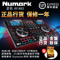 Serato DJ Software Supported by Luma NUMARK NV II MK2 Digital DJ Driver Controller