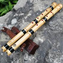 OTE haiwen Yu pingnan Xiao Chu Xue ba kung Tau Zhu Gen Nan Xiao Liu Kong Wai incision shakuhachi short flute musical instrument