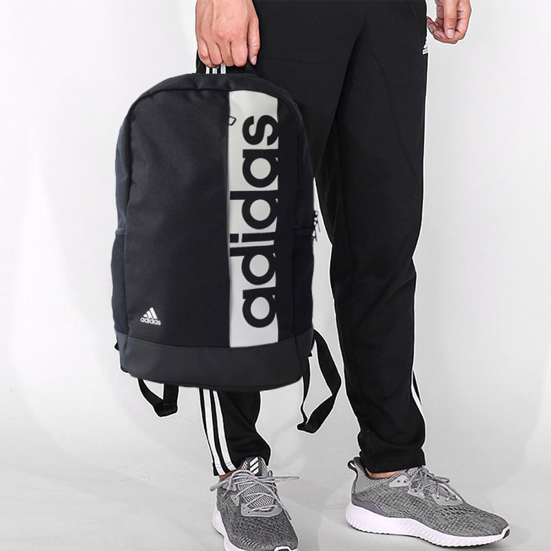 Adidas backpack 2019 new genuine sports computer bag travel backpack female student campus schoolbag male
