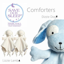 Save Our Sleep importable baby comfort towel doll