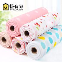 3 Printed cabinet Mats moisture-proof antibacterial pad anti-skid kitchen anti-oil pad cabinet Mat