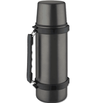 German purchasing Isosteel stainless steel insulated pot adult outdoor travel sports bottle 1L 1.5L