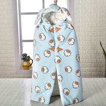 Baby cloak autumn and winter out thick models of infants and young childrens coat baby cloak