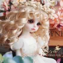Spot (GEM aristocratic doll) paintings wind 1 Lisa LisaGemOfDoll 6bjd doll original