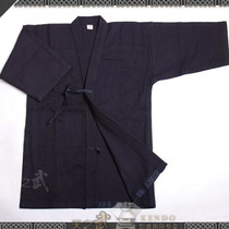 Tianwu Spit blood price high-quality kendo clothing cotton 紺-colored jacket regular summer with a hive cool Japanese Kendo