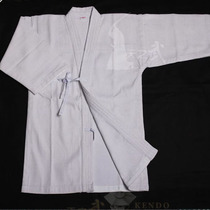 Tianwu spit blood price high-quality Kendo clothing cotton white top regular summer with thin cool Japanese Kendo.
