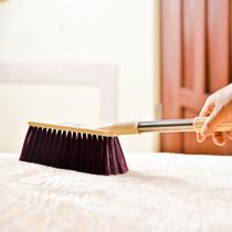 Su said stainless steel brush bed brush dust brush sweep bed brush sweep broom broom broom sweep long handle brush cleaning brush