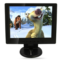 BNC monitor monitor 10-inch 12-inch LCD Monitor LCD TV can be opened VAT 1024 * 768