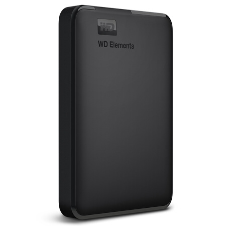 WD Western Data Mobile Hard Disk 2T Elements 2TB New Elements Thin High Speed USB 3.0 Mobile Hard Disk