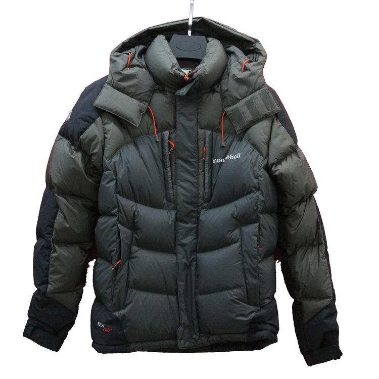[The goods stop production and no stock]Montbell counter! Licensed! MX2MD Alpine Series Down Jacket