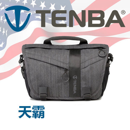 [The goods stop production and no stock]Buy tenba camera bags, TENBA Tianba DNA8 outdoor postman photography bag A7 micro single SLR one shoulder anti-theft buckle camera bag