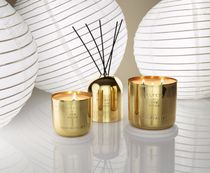 Gold spot British Tom Dixon Eclectic brass Aromatherapy Candle fragrance bottle Gift Box