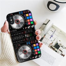 Mobile phone case for DJing machine
