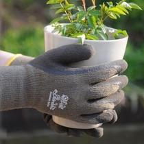 Mens horticultural gloves with glue in the palm of the hand and breathable Towa potted gloves garden operations