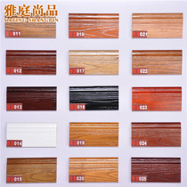 Ya ting shang high-grade imported authentic pure solid wood antique kicking line waist Line factory Direct Sales