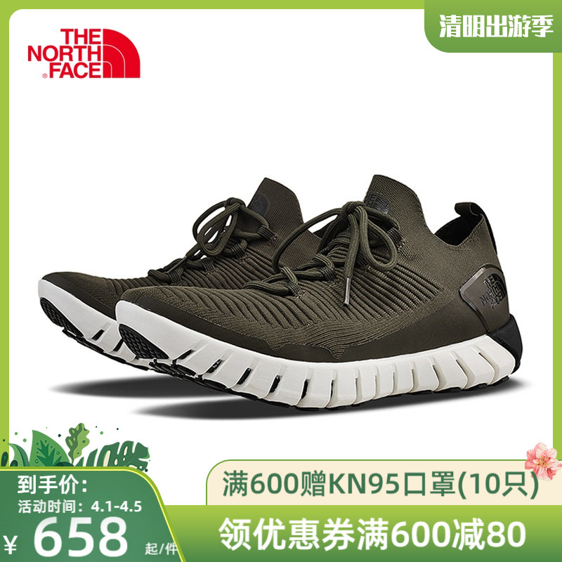 The NorthFace North Outdoor Spring Summer Mens Casual Shoes Sneakers grip slowly breathable A46C3