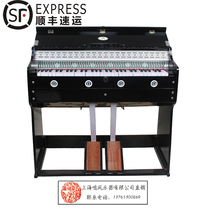 Shanghai Ming-Feng musical instruments company Direct Sales: Danfeng brand 99 five groups of all-double-tone pedal organ Shunfeng
