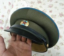 55-style empty school official big eaves cap
