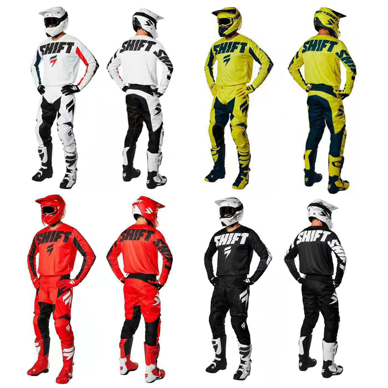 17 12] Motorcycle racing suit cross-country motorcycle