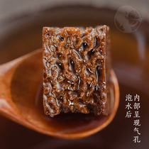 @ Drink water on time authentic Yunnan Ancient law black sugar 250g*2 dali hand pure authentic old brown sugar block