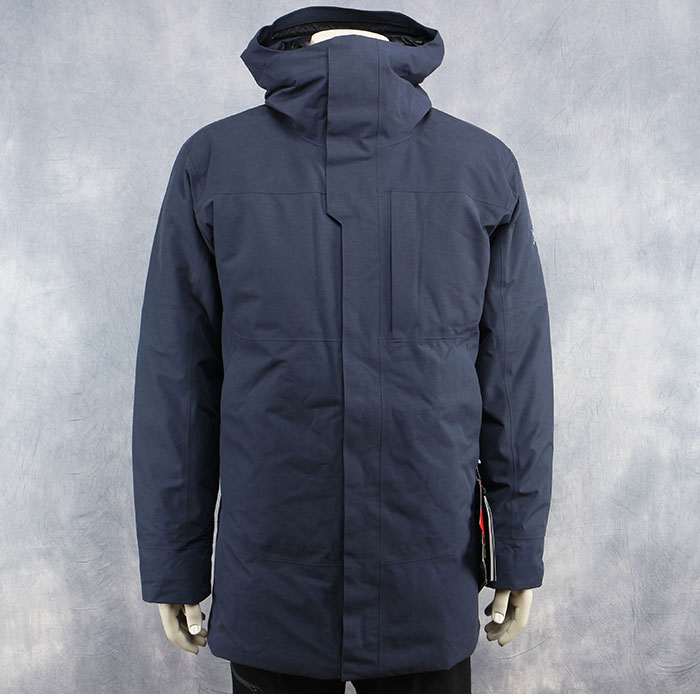 18 Autumn and Winter Archaeopteryx/Arcteryx Therme Parka Down Cotton Garment Male City Coat 12888