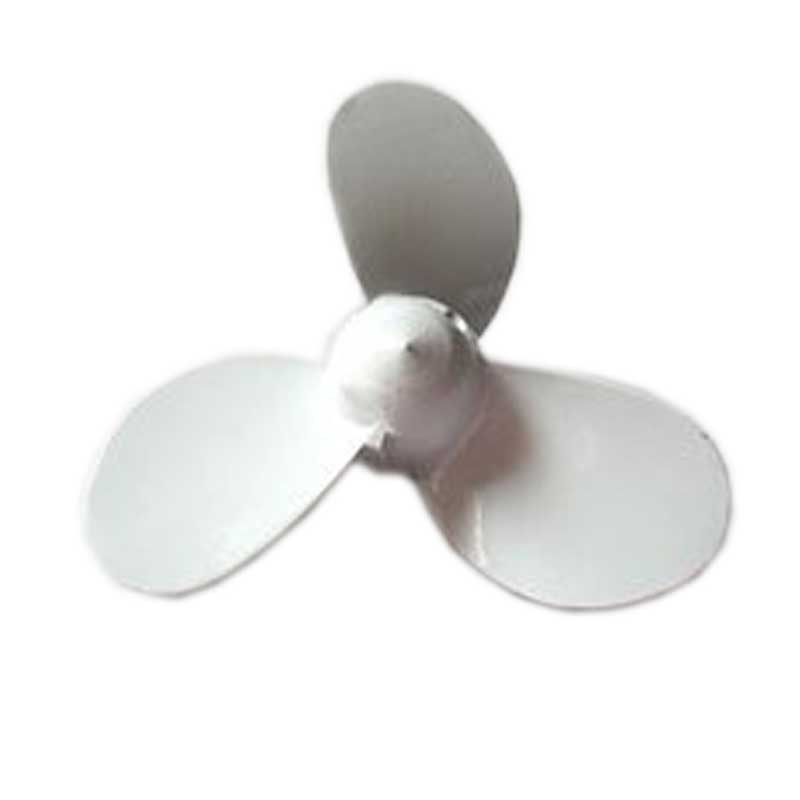 [The goods stop production and no stock]Hang Kai Motor Parts Original 3.5P Propeller Outboard Marine Propeller Aluminum Propeller
